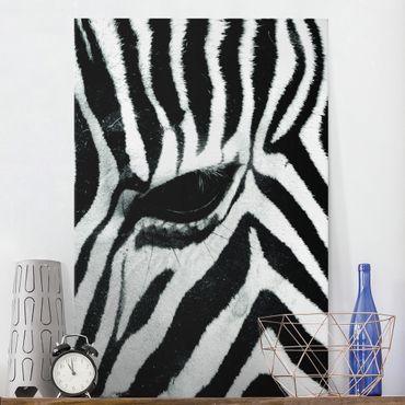Stampa su tela Zebra Crossing No.3 - Verticale 2:3