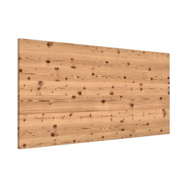 Lavagna magnetica - Antique White Wood - Panorama formato orizzontale