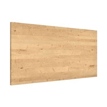 Lavagna magnetica - Apple Birch - Panorama formato orizzontale