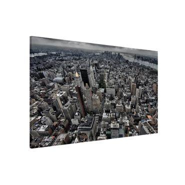 Lavagna magnetica - View Over Manhattan - Formato orizzontale 3:2