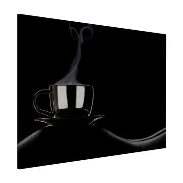 Lavagna magnetica - Coffee in Bed - Formato orizzontale 3:4