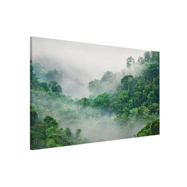 Lavagna magnetica - Jungle In The Fog - Formato orizzontale 3:2