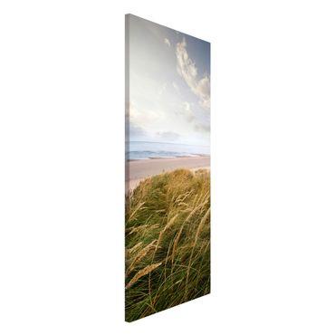 Lavagna magnetica - Dunes Dream - Panorama formato verticale