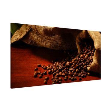 Lavagna magnetica - Dulcet Coffee - Panorama formato orizzontale