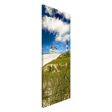 Lavagna magnetica - Dune Breeze - Panorama formato verticale