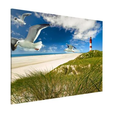 Lavagna magnetica - Dune Breeze - Formato orizzontale 3:4