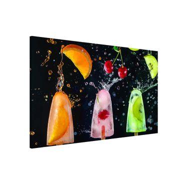 Lavagna magnetica - Popsicle - Formato orizzontale 3:2