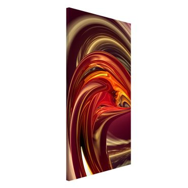 Lavagna magnetica - Fantastic Burning - Formato verticale 4:3