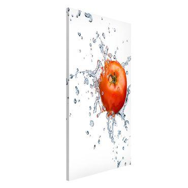 Lavagna magnetica - Fresh Tomato - Formato verticale 4:3
