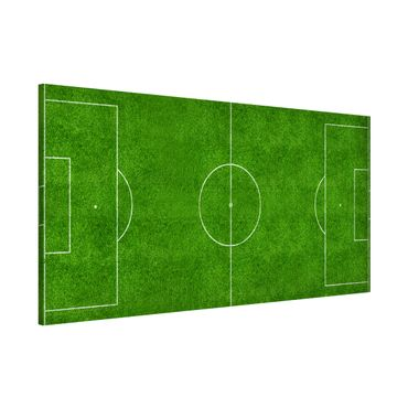 Lavagna magnetica - Soccer Field - Panorama formato orizzontale