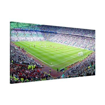 Lavagna magnetica - Football Stadium - Panorama formato orizzontale