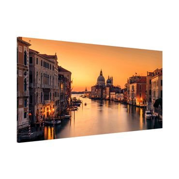 Lavagna magnetica - d'oro Venezia - Panorama formato orizzontale