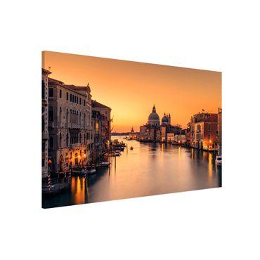 Lavagna magnetica - d'oro Venezia - Formato orizzontale 3:2