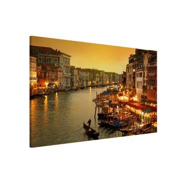 Lavagna magnetica - Grand Canal Of Venice - Formato orizzontale