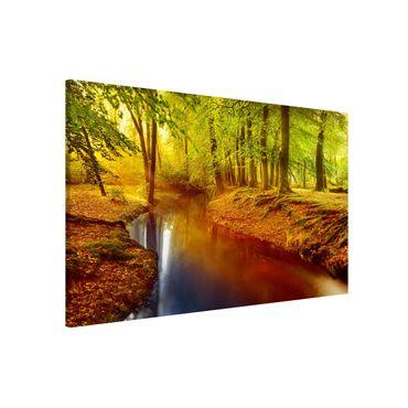 Lavagna magnetica - Autumn Forest - Formato orizzontale