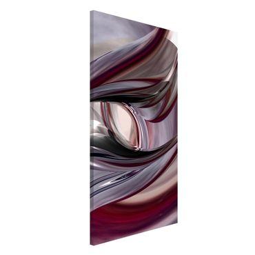 Lavagna magnetica - Illusionary - Formato verticale 4:3