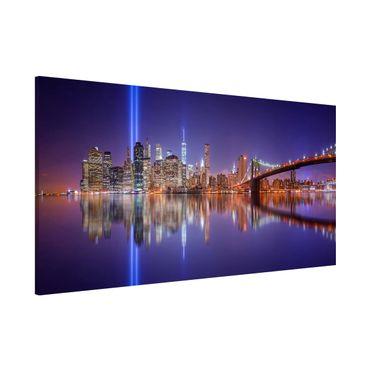 Lavagna magnetica - In Memorial - Panorama formato orizzontale