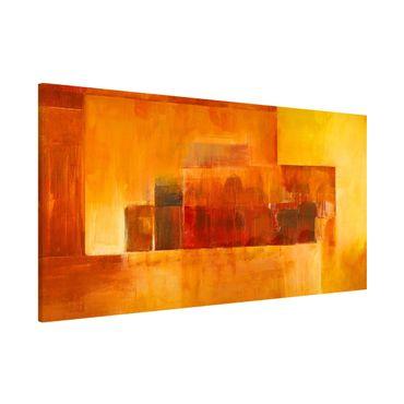 Lavagna magnetica - Petra Schüßler - Indian Summer - Panorama formato orizzontale