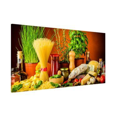 Lavagna magnetica - Italian Kitchen - Panorama formato orizzontale