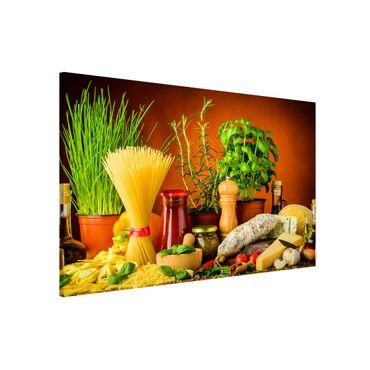 Lavagna magnetica - Italian Kitchen - Formato orizzontale 3:2