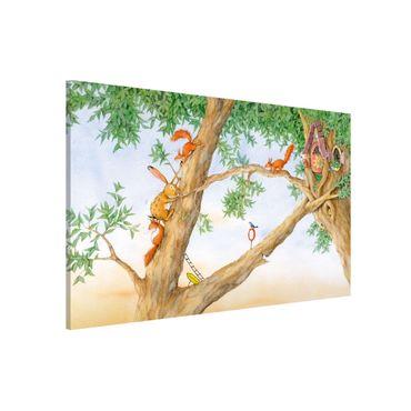 Lavagna magnetica - Josi Bunny - House Of Squirrels - Formato orizzontale 3:2