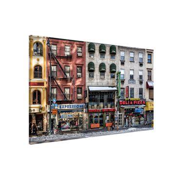 Lavagna magnetica - Cold Day in NY - Formato orizzontale 3:2