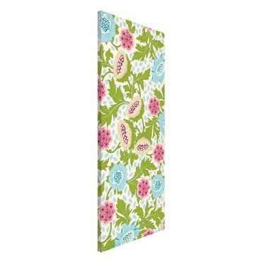 Lavagna magnetica - Precious Dream Of Flowers - Panorama formato verticale