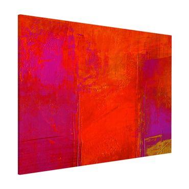 Lavagna magnetica - Petra Schüßler - Magenta Energy - Formato orizzontale 3:4