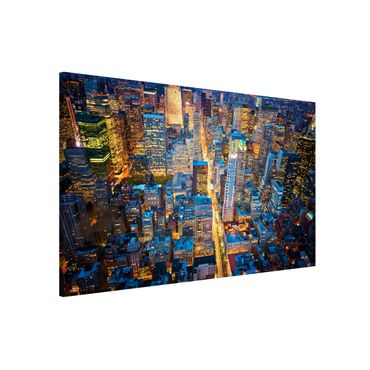 Lavagna magnetica - Midtown Manhattan - Formato orizzontale