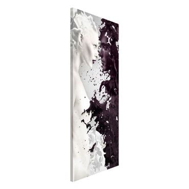 Lavagna magnetica - Milk & Coffee - Panorama formato verticale