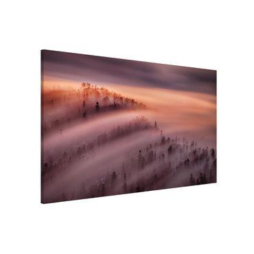 Lavagna magnetica - Nebbia Flood - Formato orizzontale 3:2