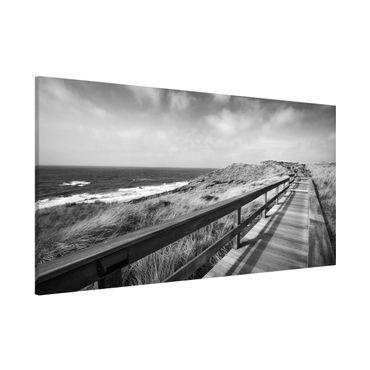 Lavagna magnetica - North Walk II - Panorama formato orizzontale