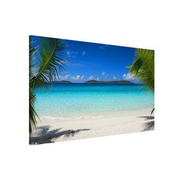 Lavagna magnetica - Perfect Maledives - Formato orizzontale