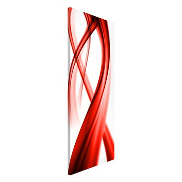 Lavagna magnetica - Red Element - Panorama formato verticale