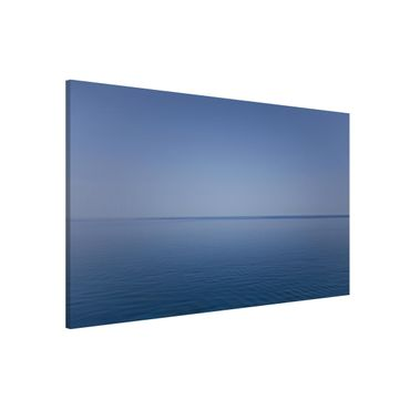 Lavagna magnetica - Calm Ocean At Dusk - Formato orizzontale