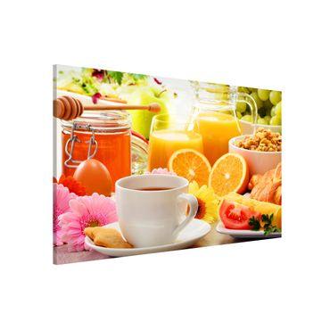 Lavagna magnetica - Summery Breakfast Table - Formato orizzontale 3:2