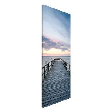 Lavagna magnetica - Steg Promenade - Panorama formato verticale