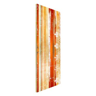 Lavagna magnetica - Streaky I - Panorama formato verticale