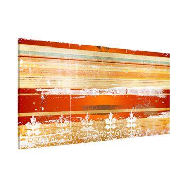 Lavagna magnetica - Streaky I - Panorama formato orizzontale