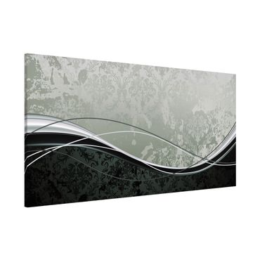 Lavagna magnetica - Swinging Baroque - Panorama formato orizzontale