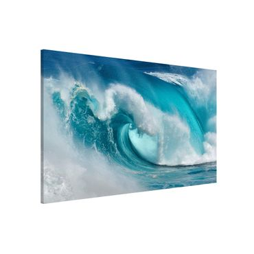Lavagna magnetica - Hurricane Waves - Formato orizzontale 3:2