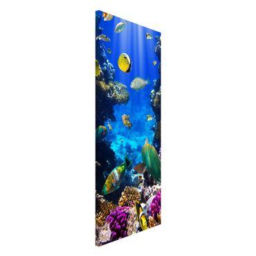 Lavagna magnetica - Underwater Dreams - Panorama formato verticale