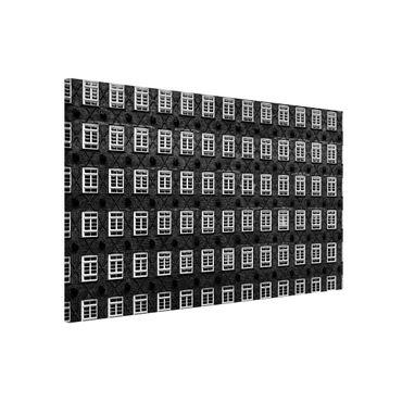Lavagna magnetica - Windows - Formato orizzontale 3:2
