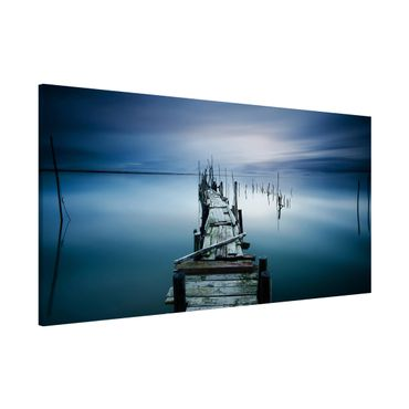 Lavagna magnetica - Timeless Bridge - Panorama formato verticale