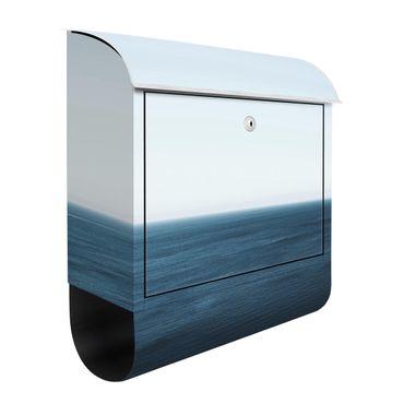 Cassetta postale - Oceano minimalista