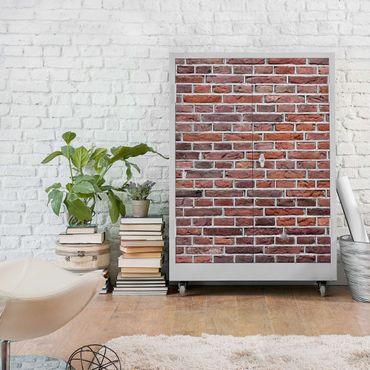 Carta Adesiva per Mobili - Brick optics Amsterdam