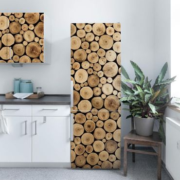 Carta Adesiva per Mobili - Homey Firewood