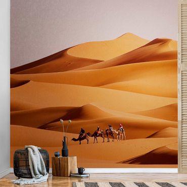 Carta da parati metallizzata - Namib Desert