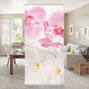 Tenda a pannello Delicate Orchids 250x120cm