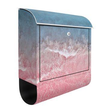 Cassetta postale - Oceano in rosa